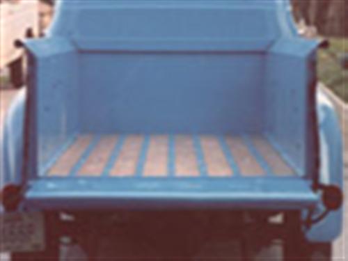53-56 Complete Bed Kit - Shortbed Stepside-0