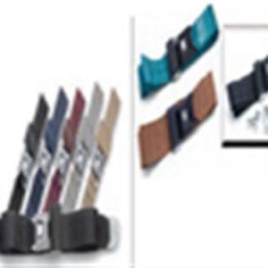 66-96 Seat Belt Kit - Brown-0