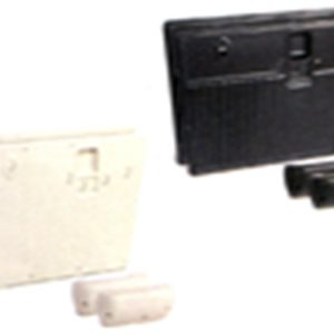 68-77 Armrest Set - Off White-0