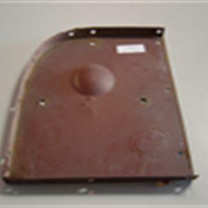 48-52 Headlight Support / Air Deflector - RH-0