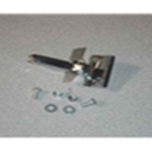 53-56 Hood Safety Catch - stainless-0
