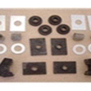 48-52 Cab/Frame Bushing Kit-0