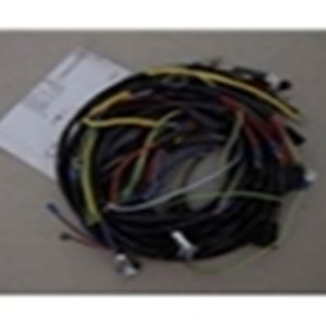 56 Dash Wiring Harness - PVC - V8-0