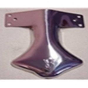 "48-86 Exhaust Deflector - ""V8"" Logo-0"