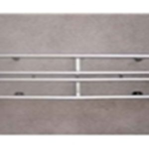 72 Grille Insert - LH - can be used as a replacement for 1971 Grille-0