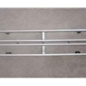 72 Grille Insert - RH - can be used as a replacement for 1971 Grille-0