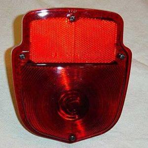53-66 Assembly - Taillight - Stepside - RH - Black-0