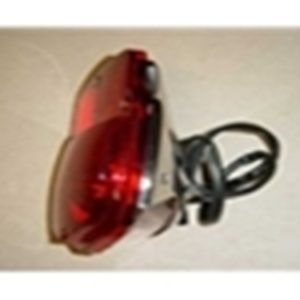 53-66 Assembly - Taillight - Stepside - RH - stainless steel-0