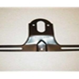 48-72 Bracket - License Plate - Stepside - Black -0