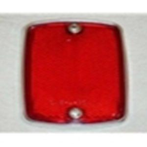 67-69 Reflector - Rear Body - 67 Styleside & 67-69 Stepside - Red -0