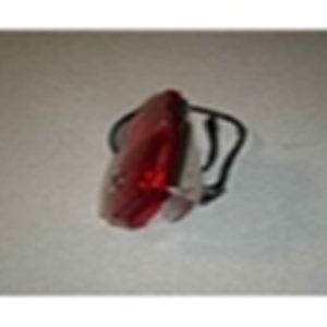 53-66 Assembly - Taillight - Stepside - Stainless Steel - LH - Blue Dot-0