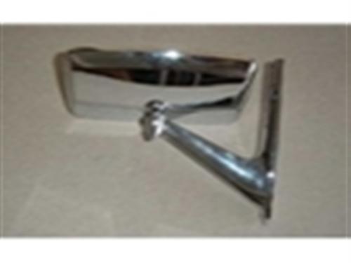 67-79 Door Mirror - Chrome-0