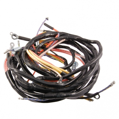 51 Dash Wiring Harness - V8-0