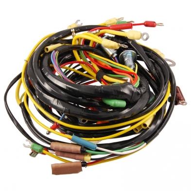 57 Dash Wiring Harness - PVC-0