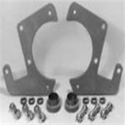 48-56 Basic Front Disc Brake Bracket Kit (4.75 bolt circle)-0