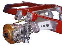 53-56 1984-1987 Corvette Rear Suspension Installation Kit-0